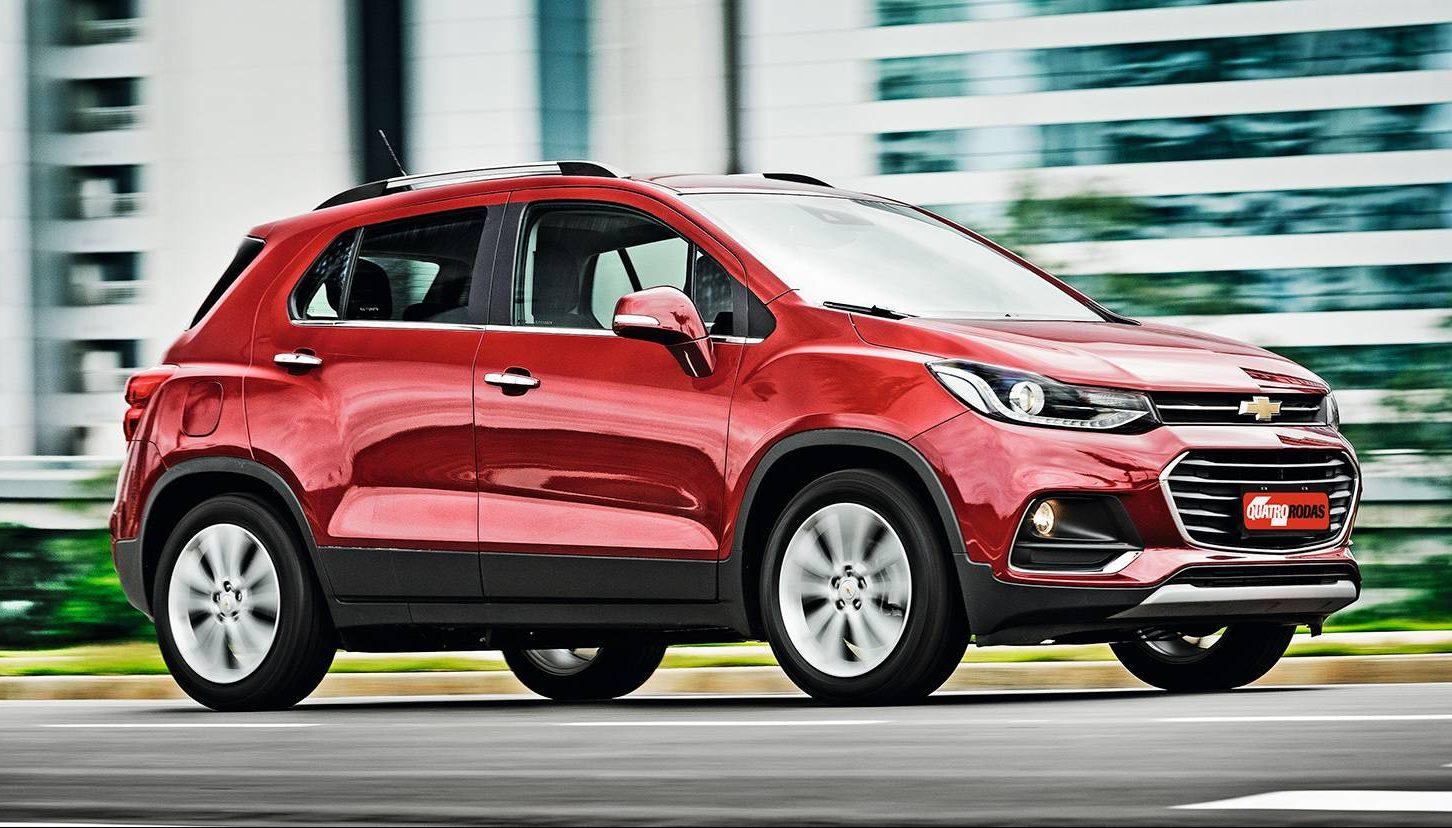 Chevrolet Tracker Premier 1