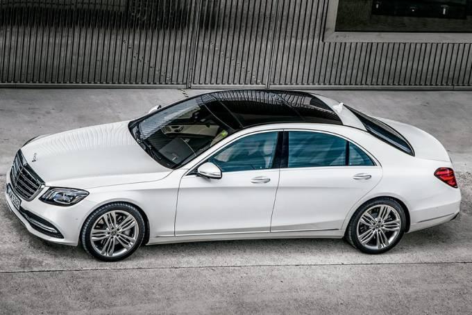 Mercedes-Benz Classe S 560 1