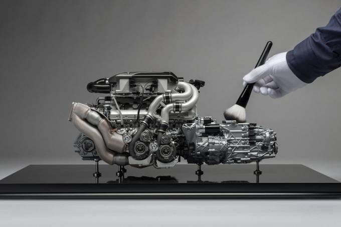 Motor Chiron Amalgam 4