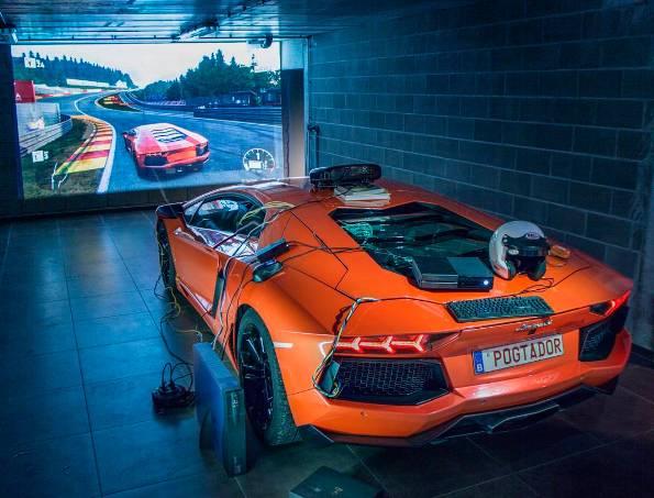 Lamborghini Aventador POG 2