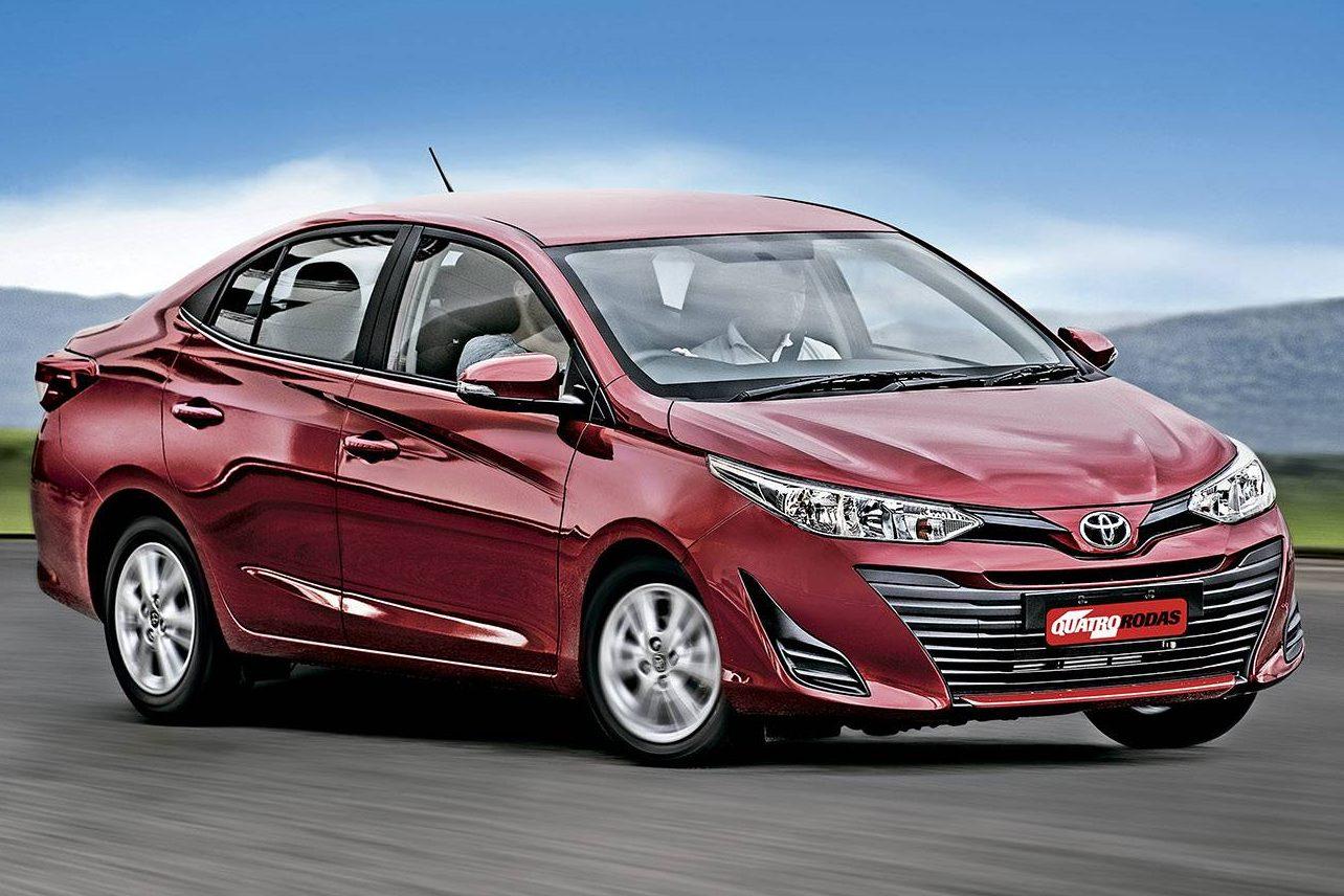 Toyota Yaris Ja Sabemos O Preco E Conteudo Das Versoes Quatro Rodas
