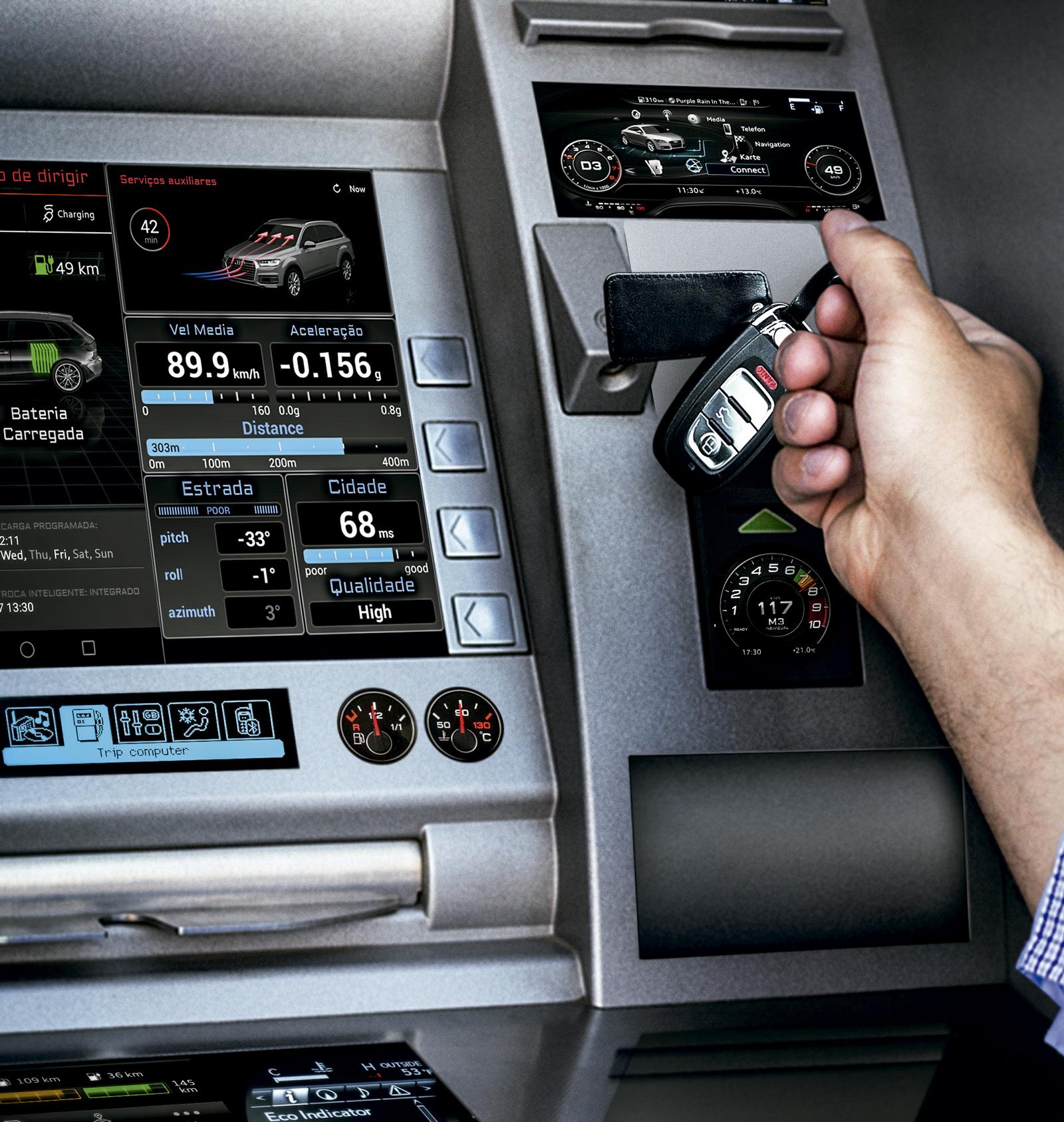 Novos serviços premiam o motorista que dirige melhor dando produtos ou descontos na apólice