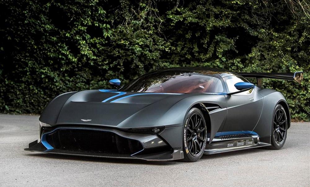 Aston Martin Dará Um Vulcan Para Quem Comprar Triplex Em Miami Quatro Rodas
