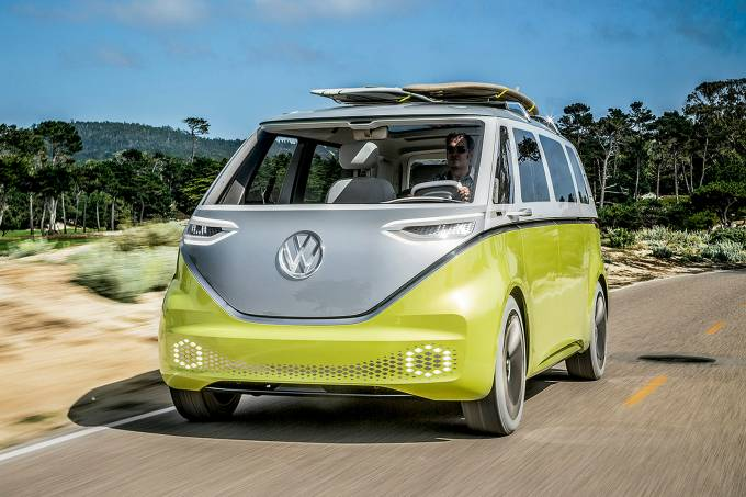 VW I.D. Buzz – Kombi