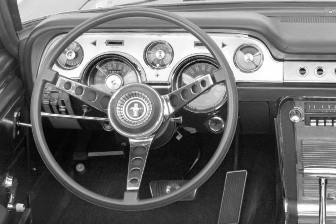 Volante Mustang 1967