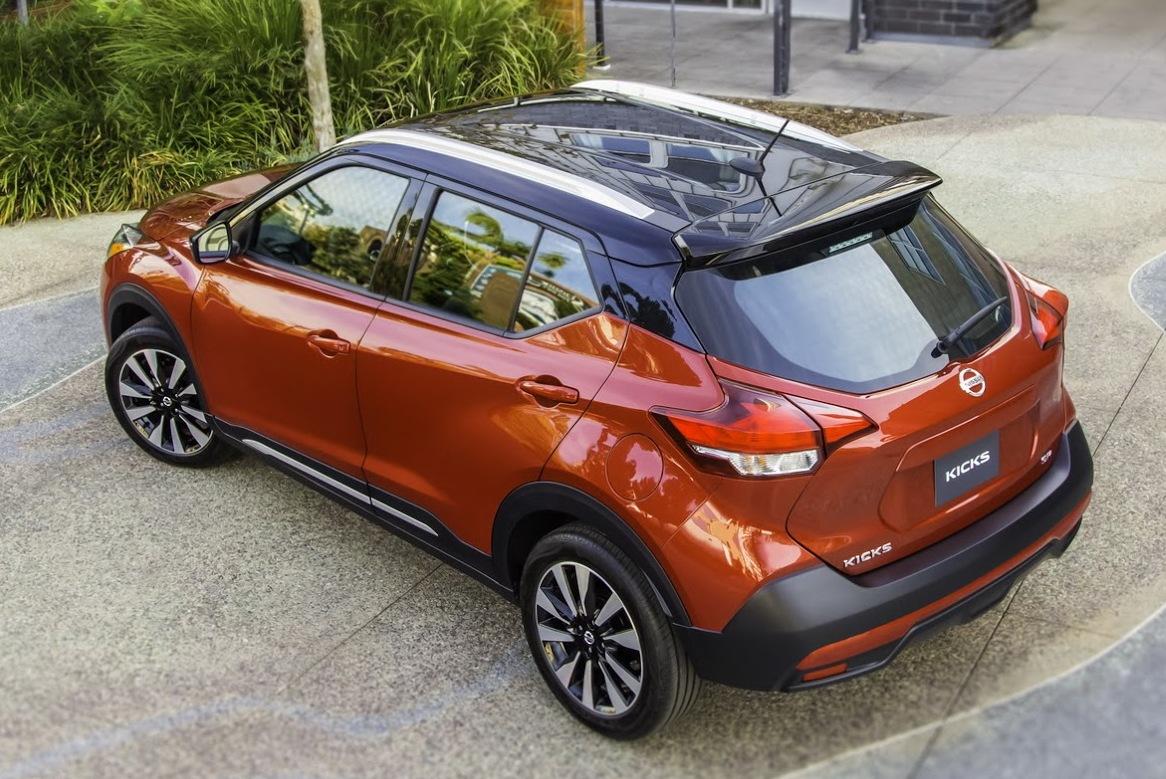 Nissan Kicks Chega Aos Eua Mais Equipado E Refinado Quatro Rodas