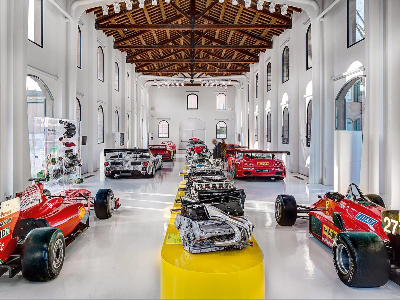 Museu exibe máquinas de sonho que encantam os fãs da marca