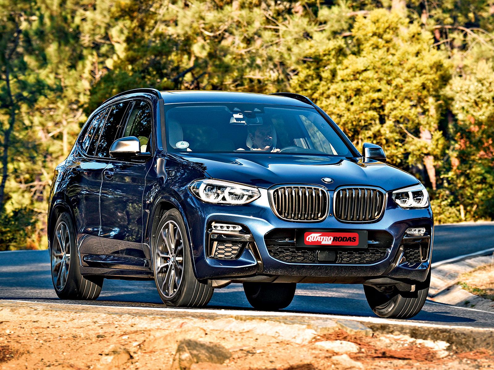 A nova geração do X3 tem preço estimado de 66.300 euros na Alemanha
