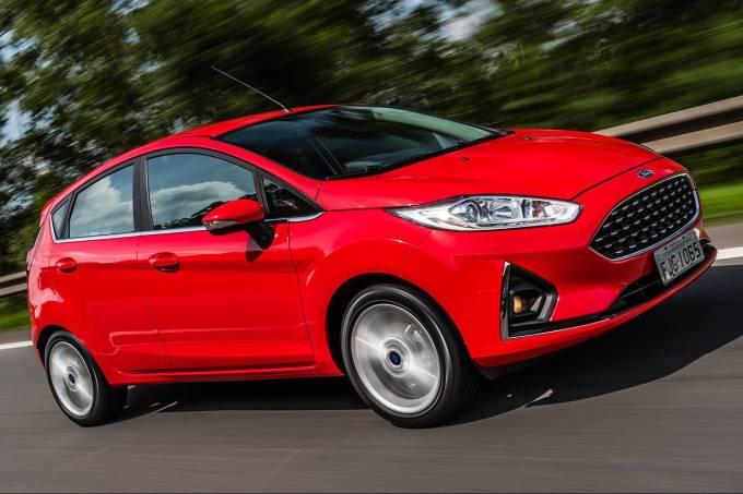 Ford Fiesta Titanium Plus 1