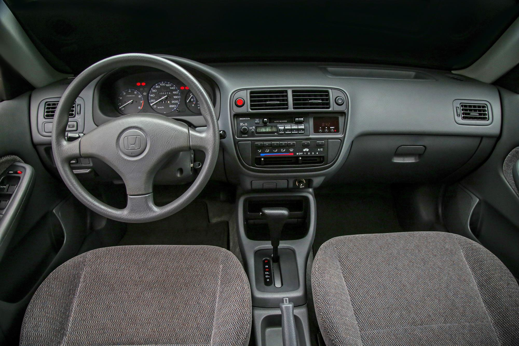 Andamos No Primeiro Honda Civic Feito No Brasil 20 Anos Atras Quatro Rodas
