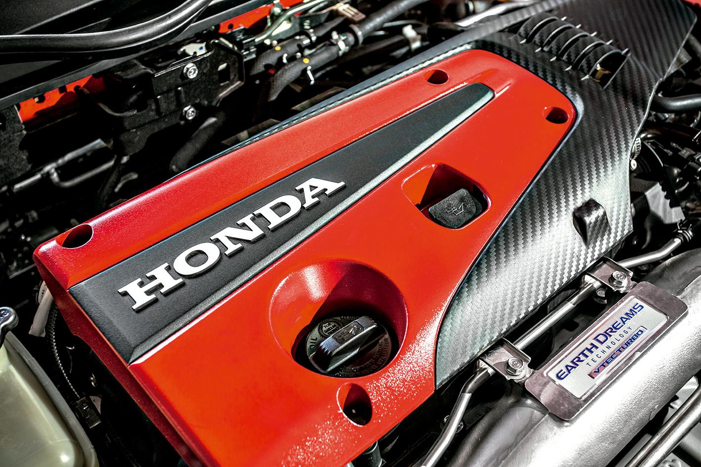 Motor 2.0 usa um turbo com 1,6 bar