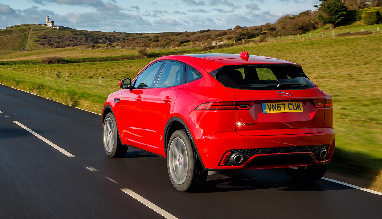 Jaguar E-Pace tem design inspirado no F-Pace