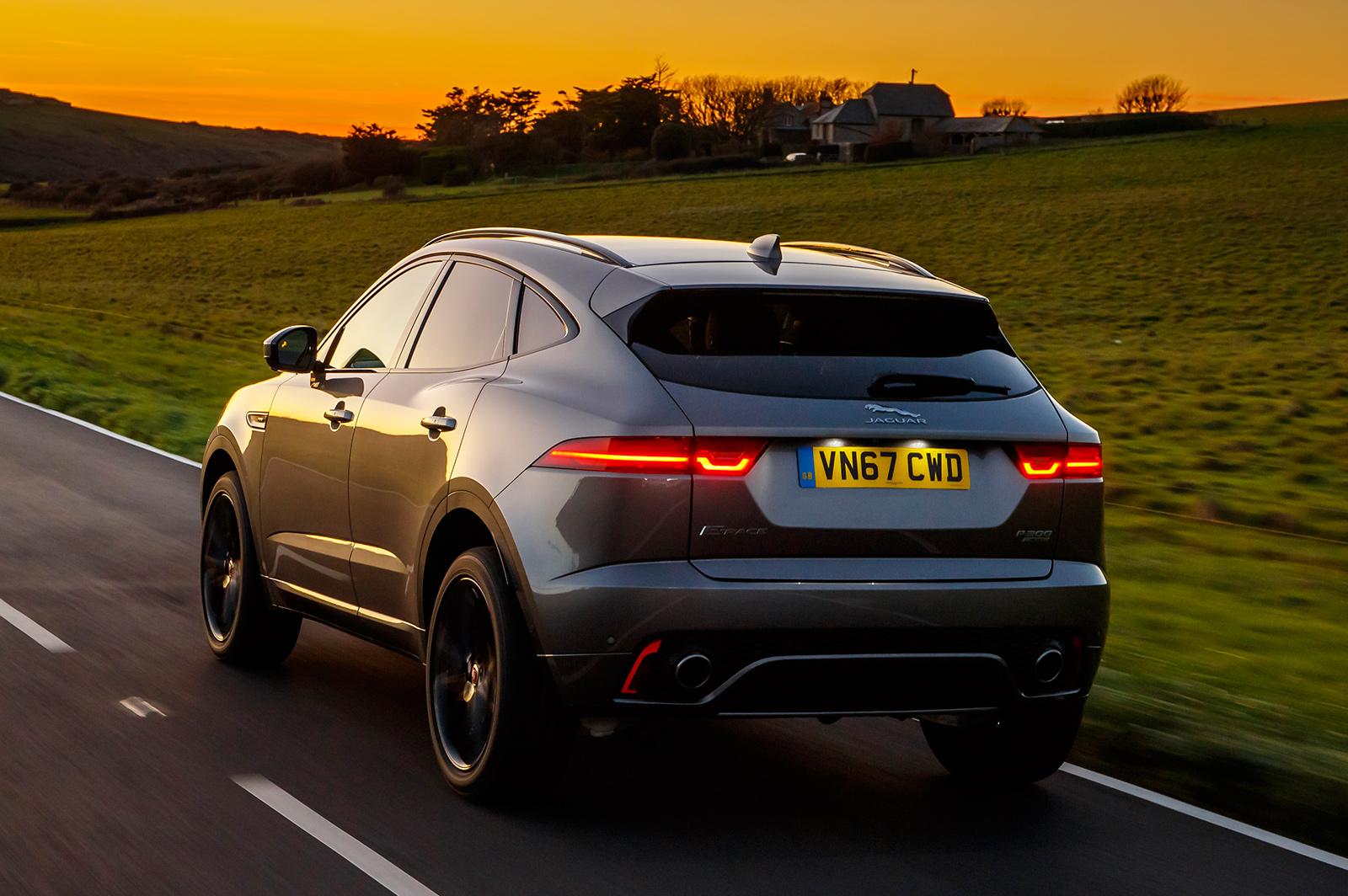 Jaguar E-Pace terá preços semelhantes aos do Evoque