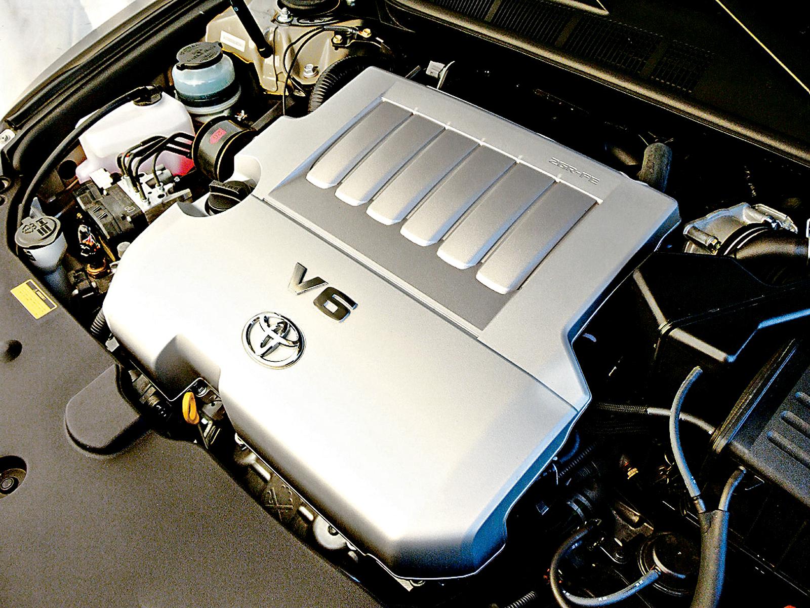 Motor V6 oferece 186 cv