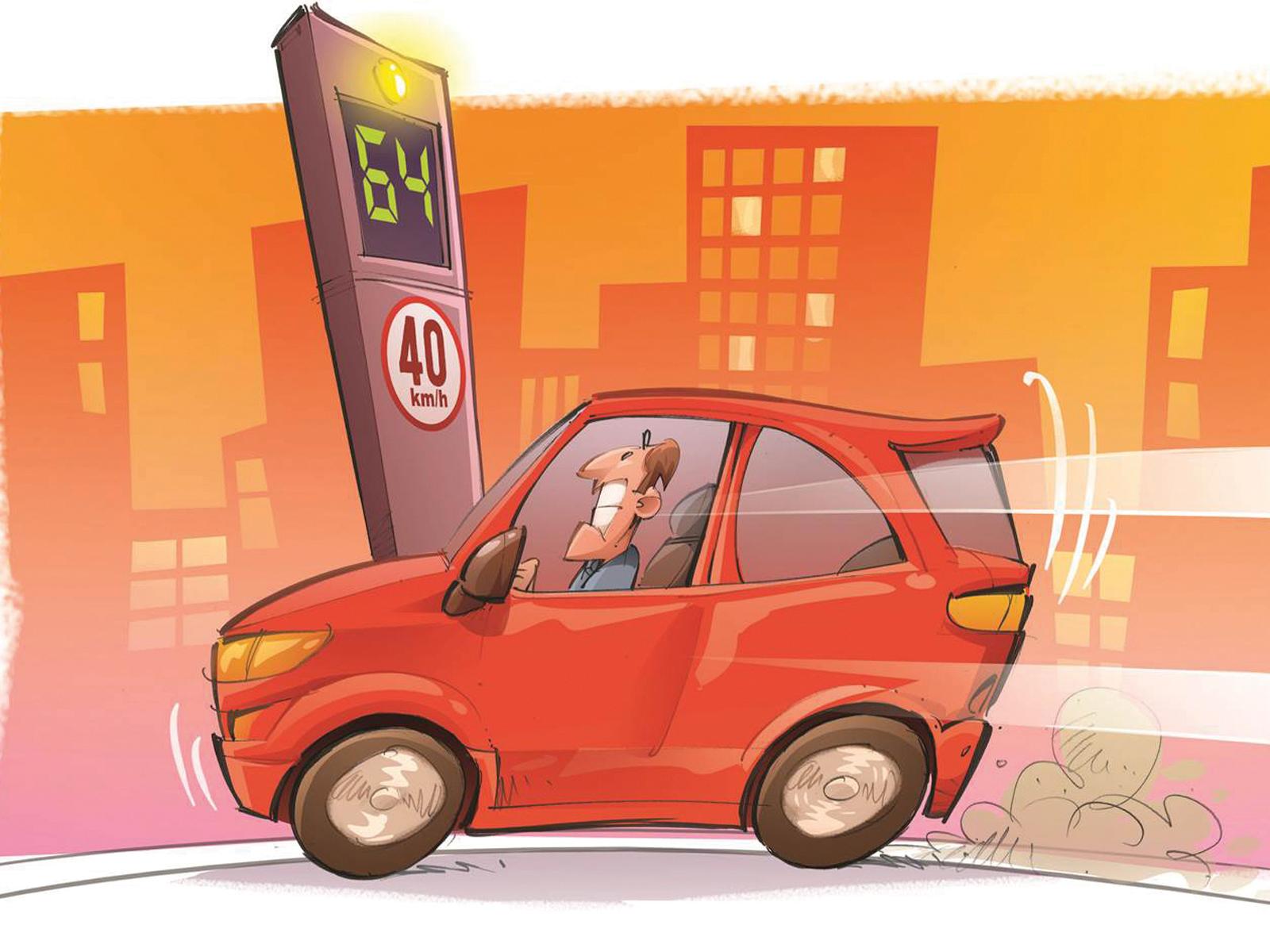A CNH e o renavan do veículo devem estar livres de multas no período de um ano