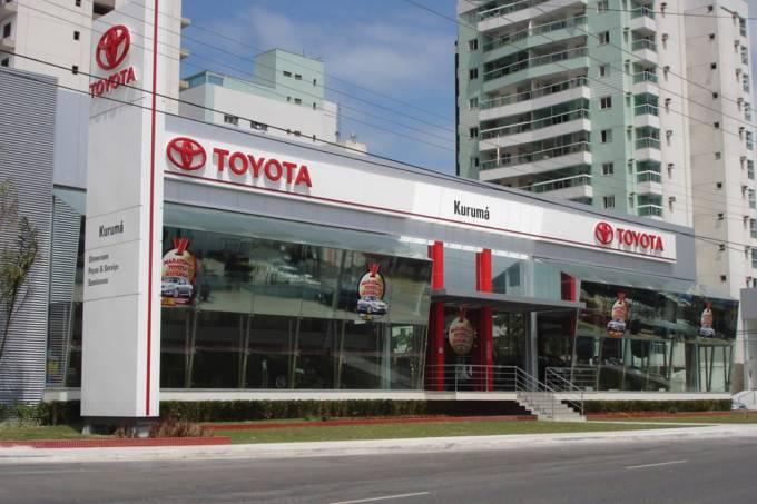 Toyota – assistência técnica