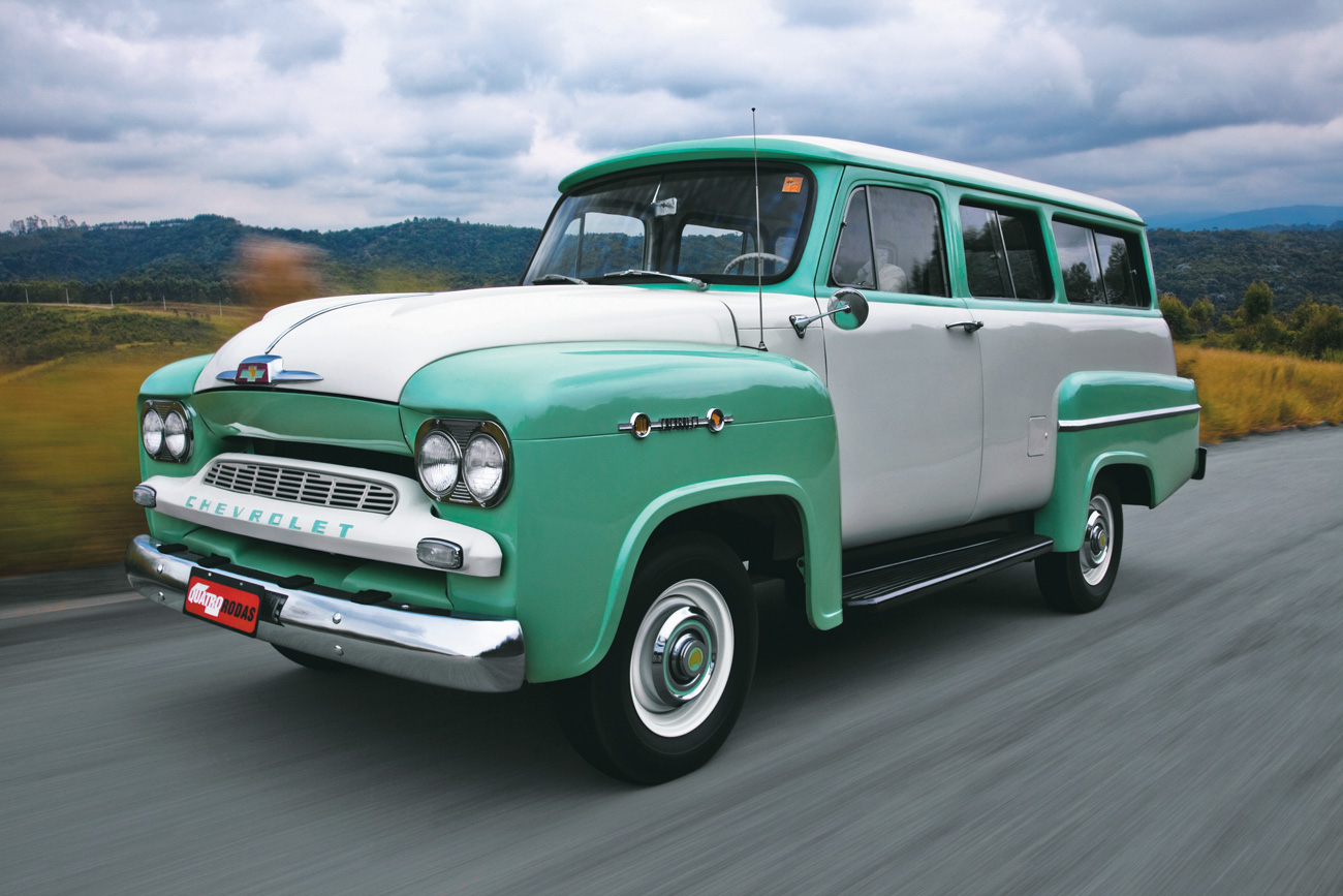 Chevrolet Amazona