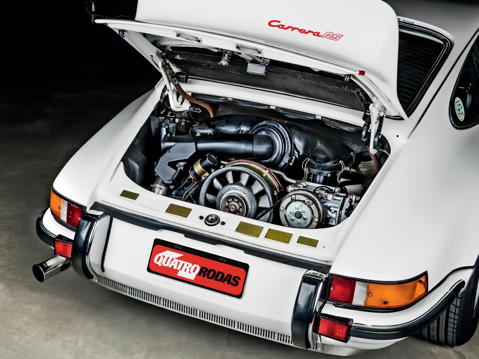 Motor aumentado para 2,7 litros
