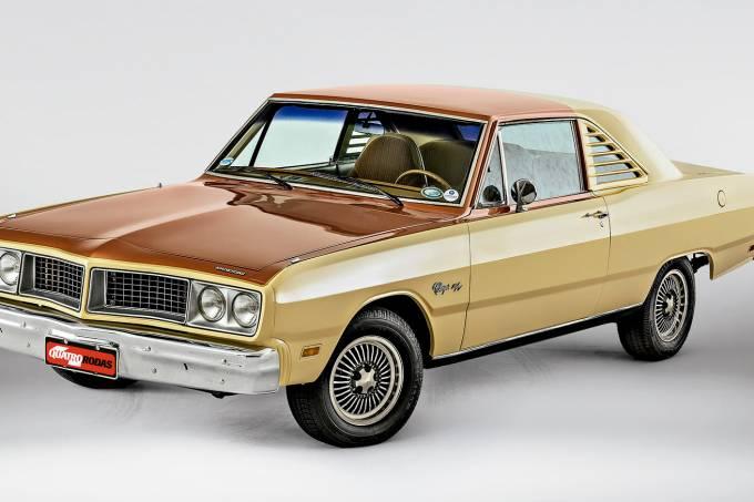 Grandes Brasileiros: Dodge Charger R/T 1979