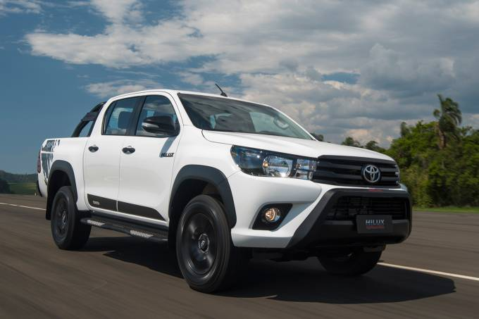 Toyota Hilux Challenge 5