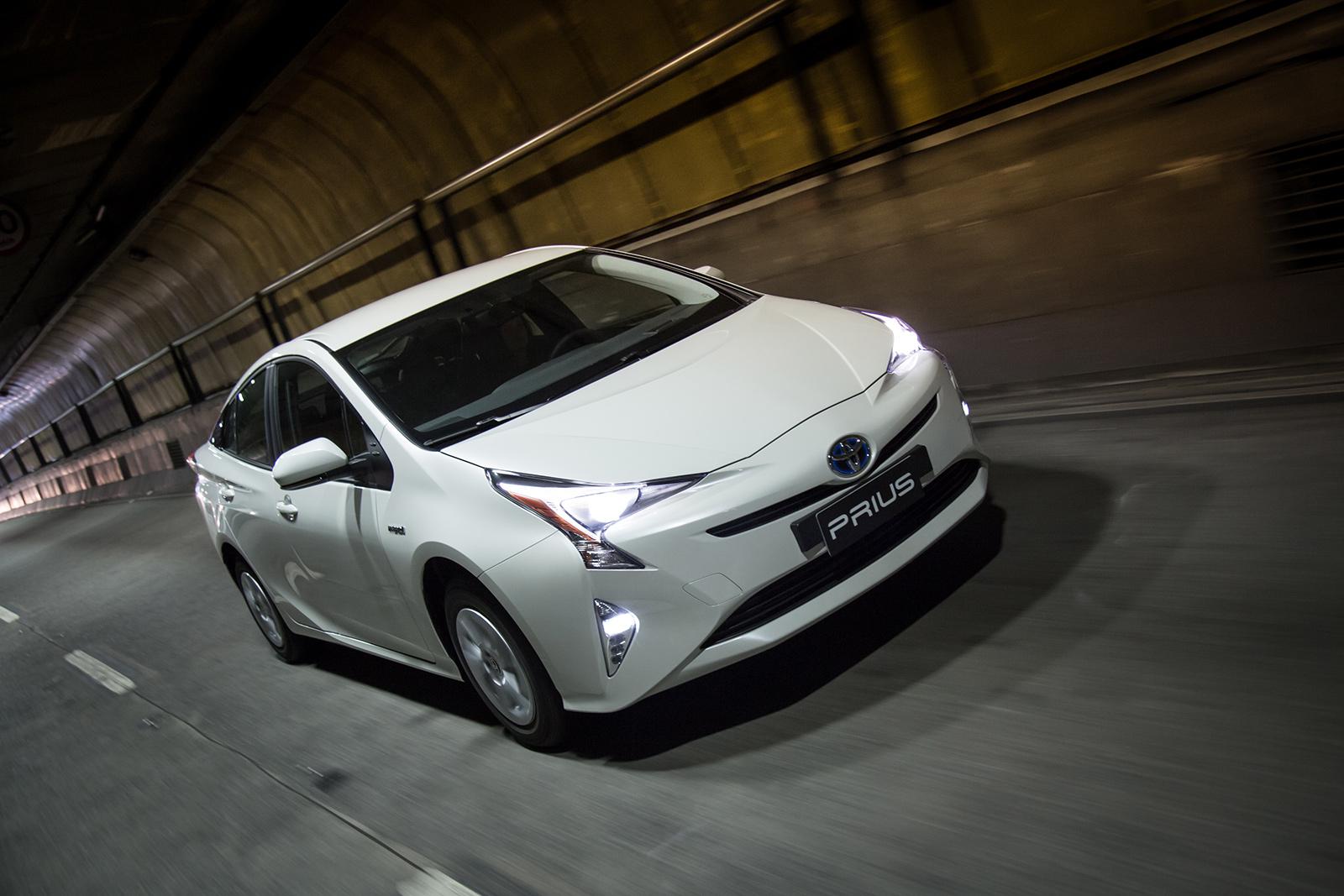 Design controverso é a marca da quarta geração do Prius