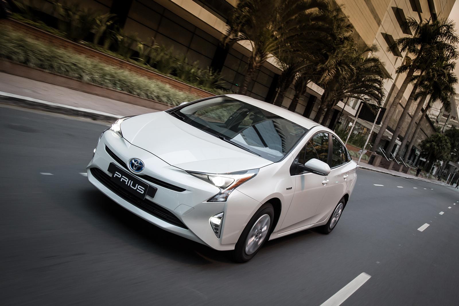 Prius já vendeu quase 4 milhões de carros