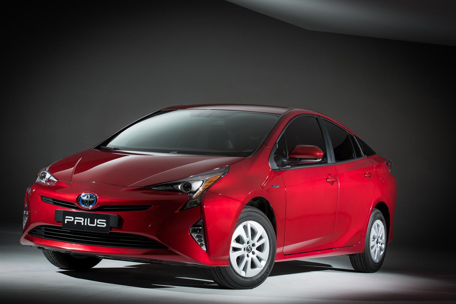 Prius começou a vender bem em 2017
