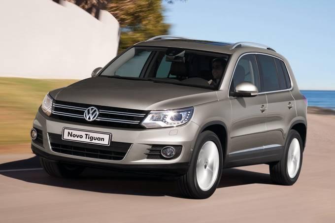 VW Tiguan 1.4 TSI 1