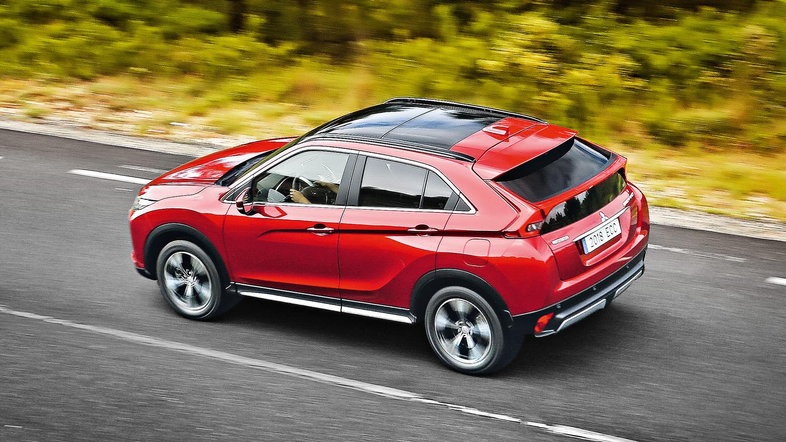 Novo Mitsubishi tem porte de Jeep Compass
