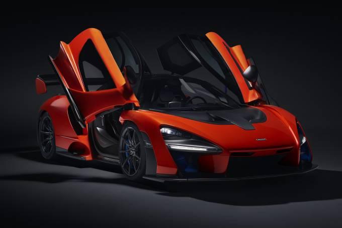 McLaren Senna 1