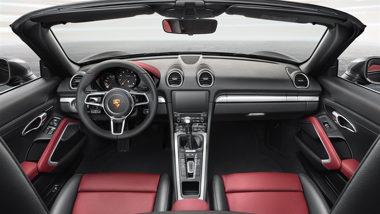 Impressoes Novo Porsche 718 Boxster Gts Quatro Rodas