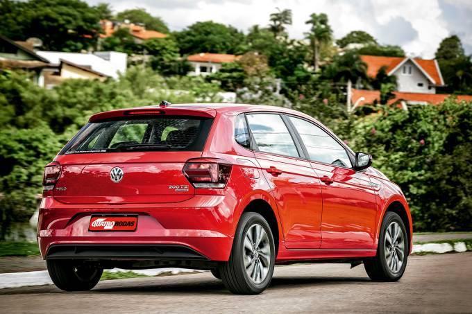 Comparativo: Ford Fiesta x VW Polo