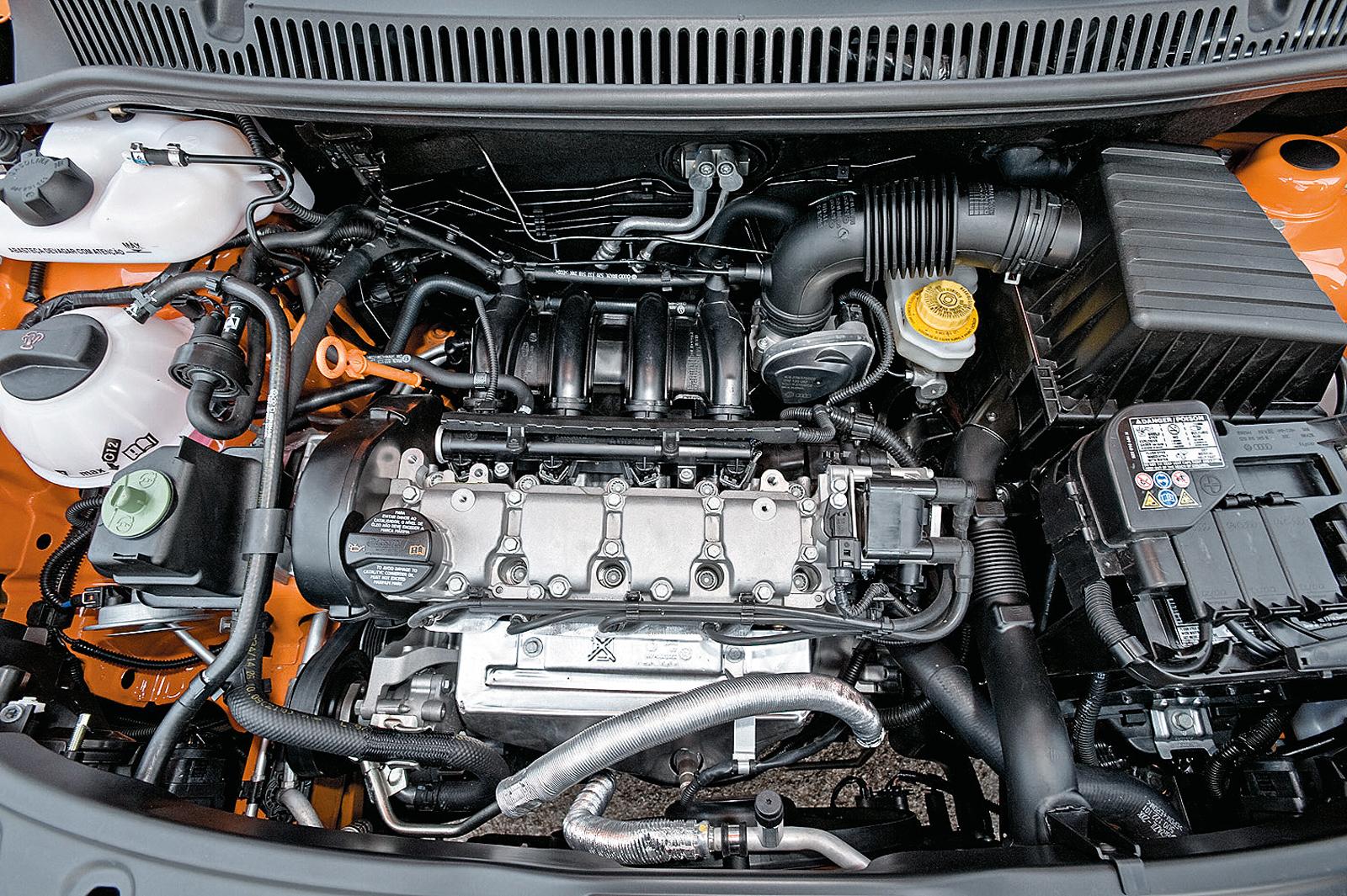 Motor 1.6 8V de 103/101 cv