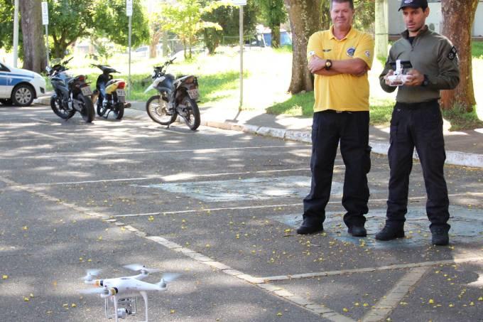 Drones Detran – DF
