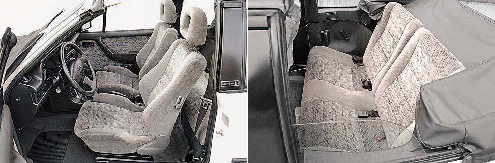 Chevrolet Kadett GSi conversível