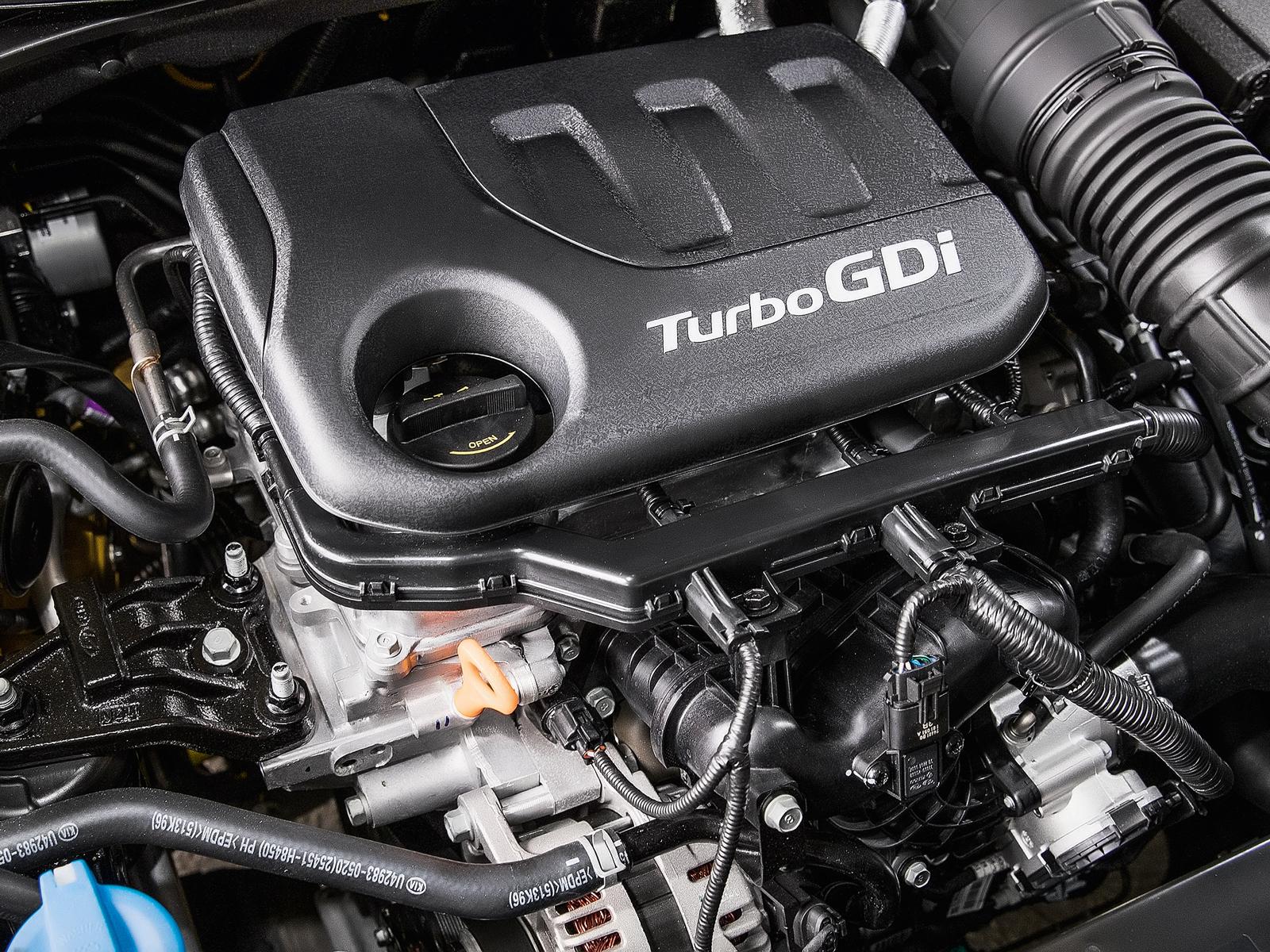 Motor Turbo gera 118 cv