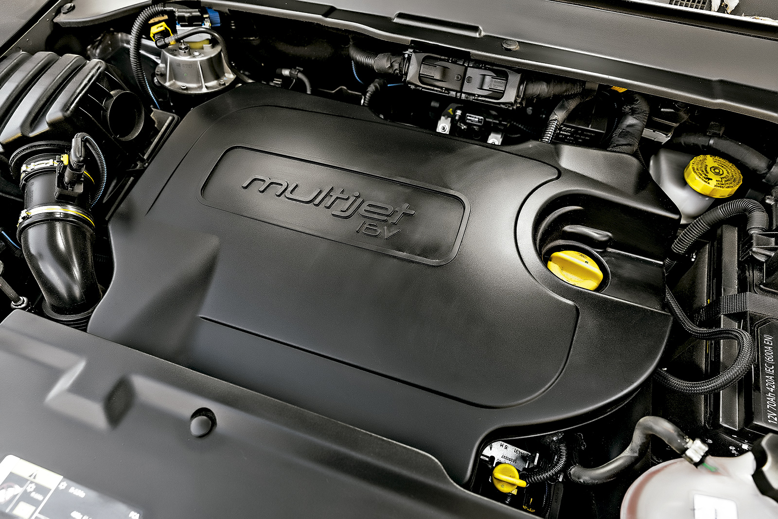 Motor 2.0 turbodiesel tem 170 cv e 35,7 mkgf de torque máximo