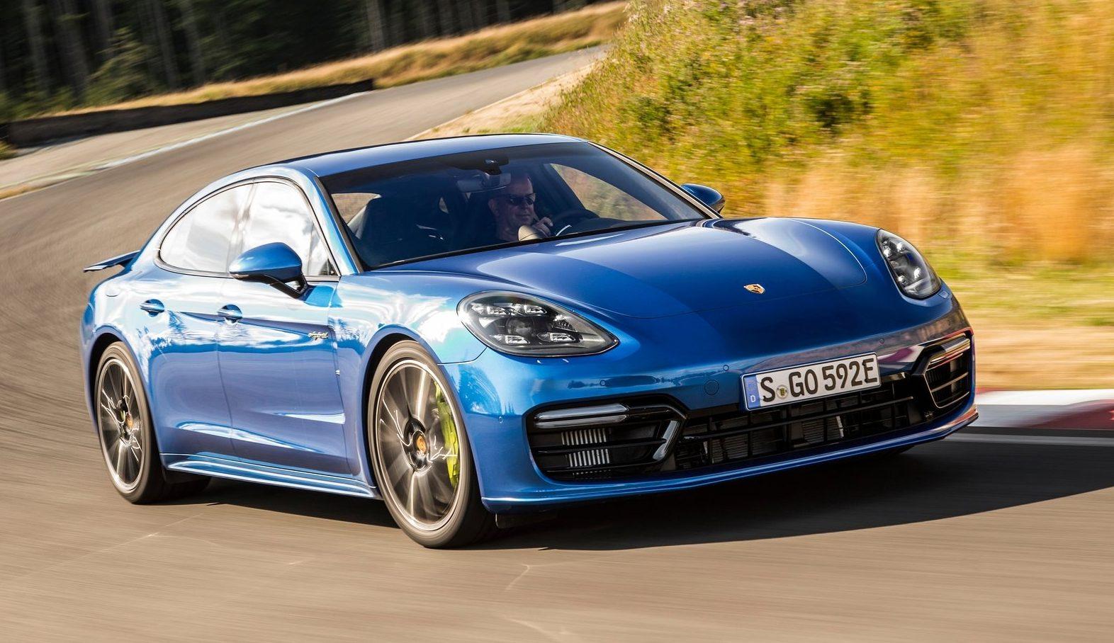 Novo Porsche Panamera Hybrid Chega Ao Brasil Por R 529 000 Quatro Rodas