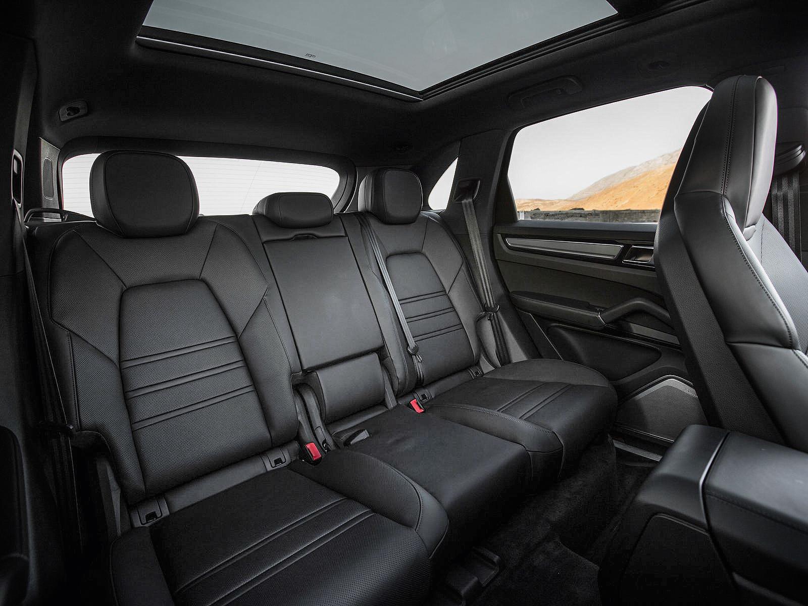 SUV tem qualidade de acabamento na parte interna