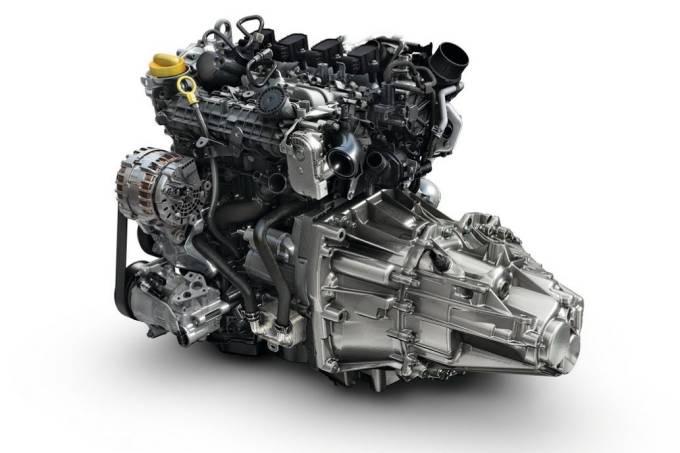 Nova geração de motor turbo da Renault