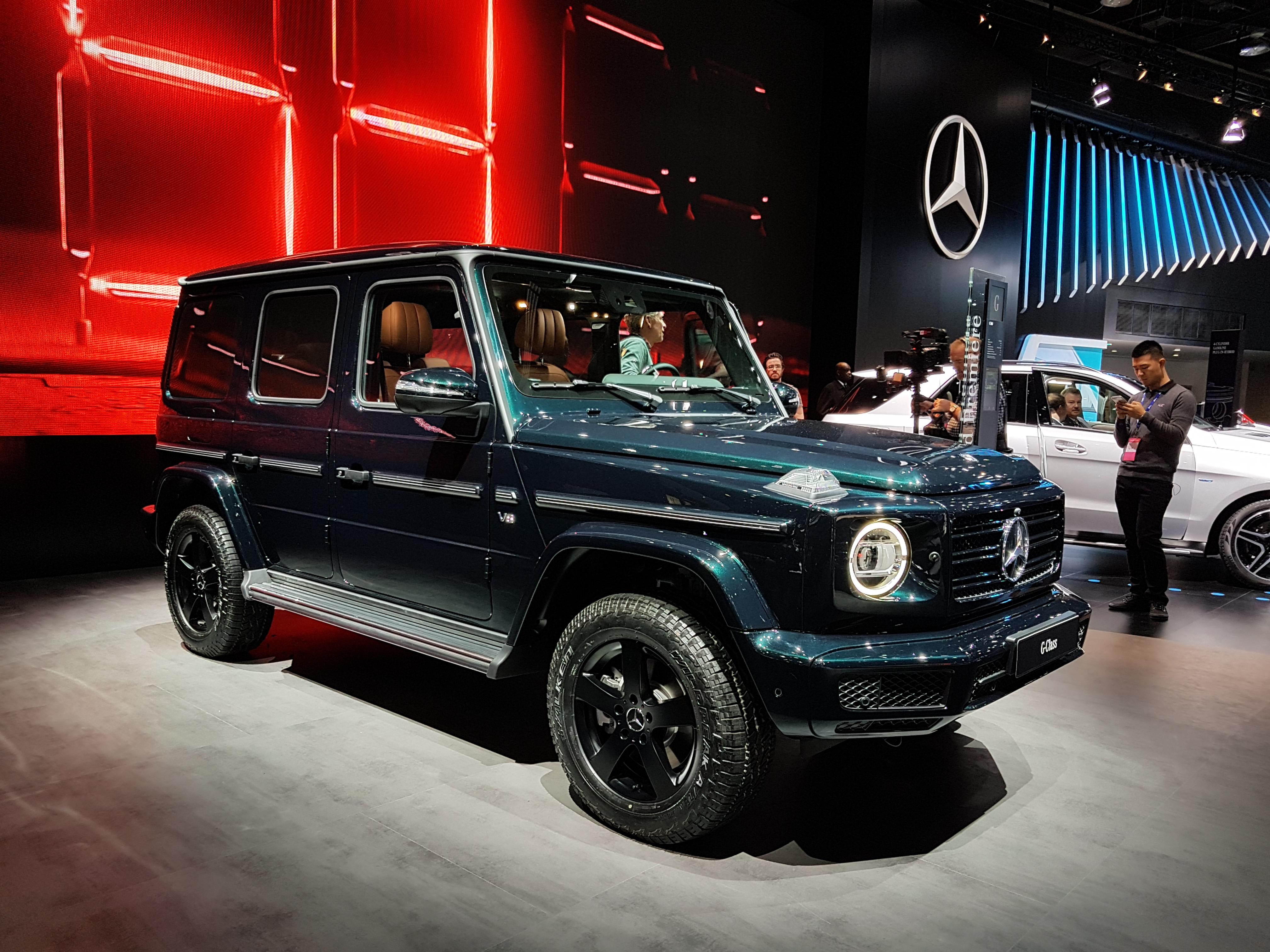 A marca não comenta, mas é possível que o modelo ganhe uma variante AMG em breve