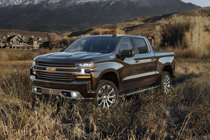 Chevrolet Silverado 2019 High Country