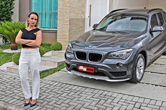autodefesa BMW