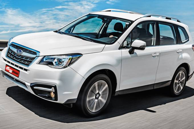 Subaru Forester 2.0 16V L
