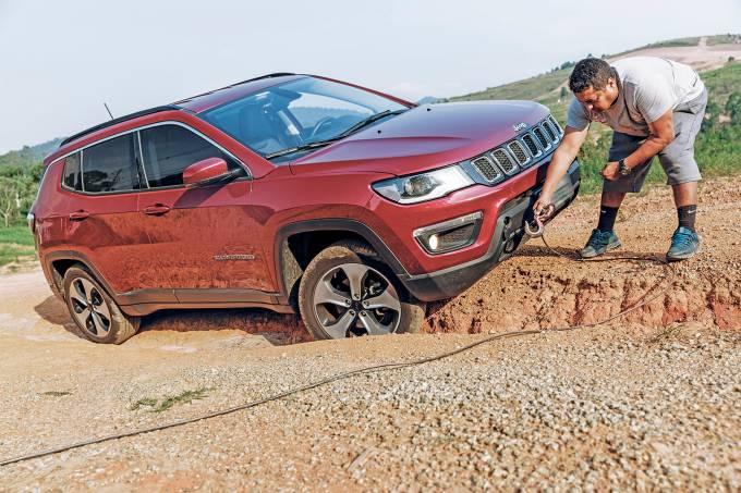 Longa Duração: Jeep Compass