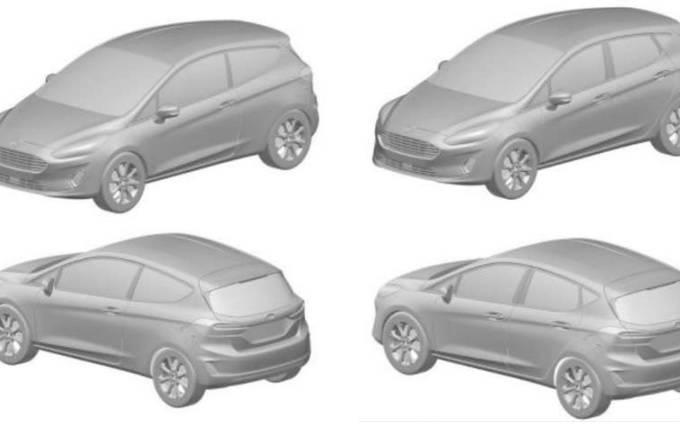 Segredo Novo Ford Fiesta INPI Patente