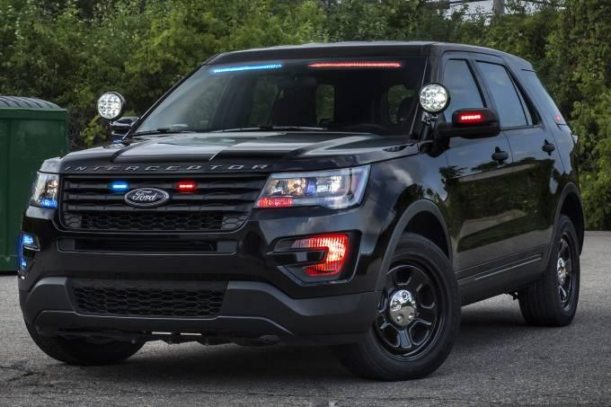 Ford Explorer Interceptor Polícia