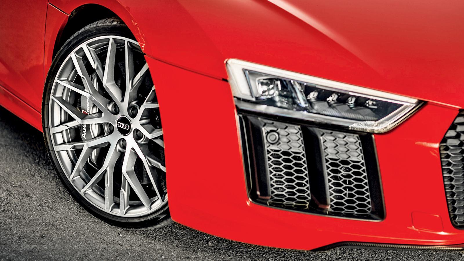 FAROL DE LASER do Audi R8 - R$41.884