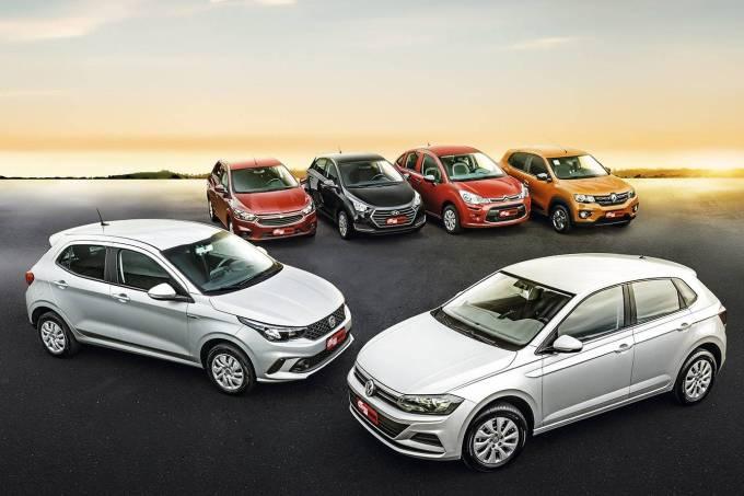 Guia de Compras: Carros completos até R$ 50.000