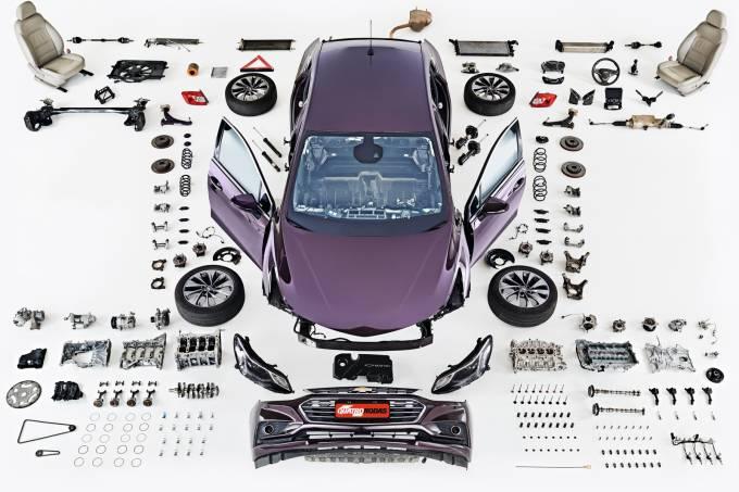 Desmonte Chevrolet Cruze